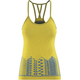 Red Chili Jala Sleeveless Shirt Women yellow